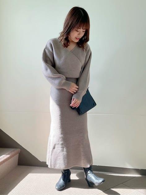 Cheek 永井優花 コーディネート画像