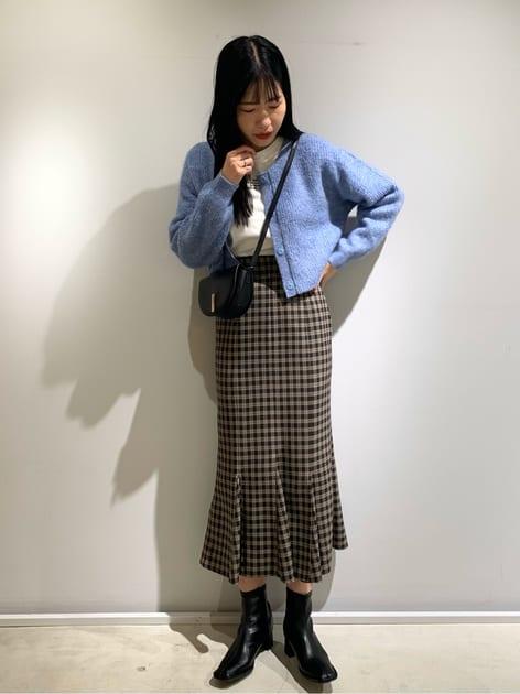 Cheek 山谷瑠美子 コーディネート画像