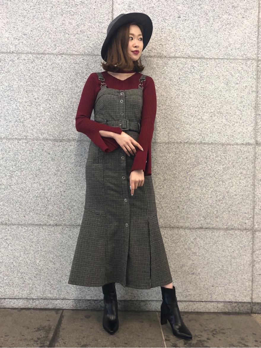 藤井真由(162㎝)