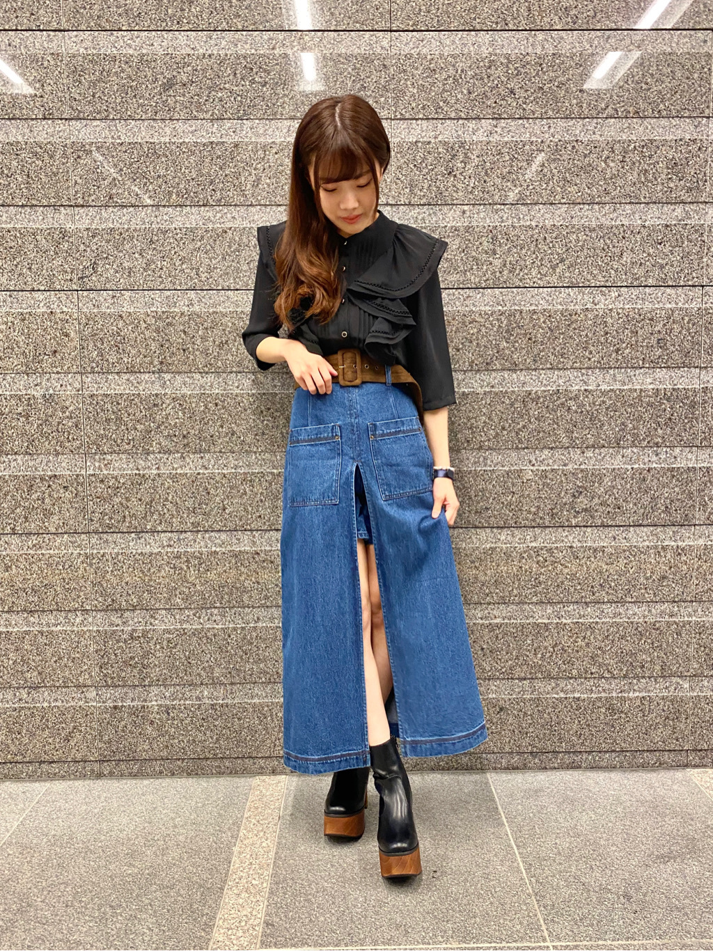 片岡 (154cm)