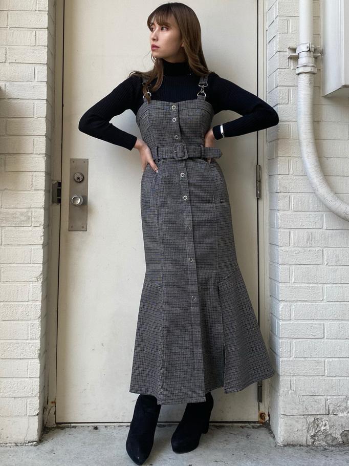 石岡千里菜(161cm)