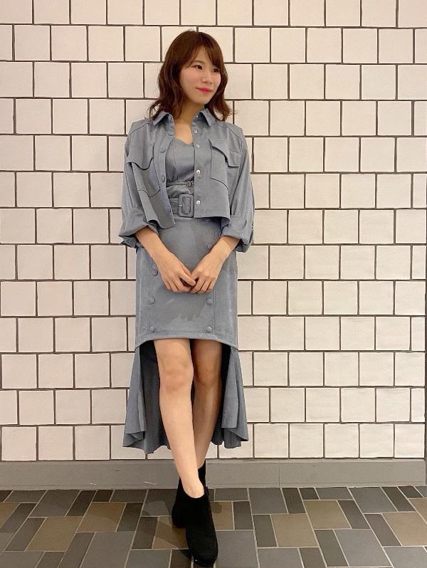 佐々木 絵菜(158cm)
