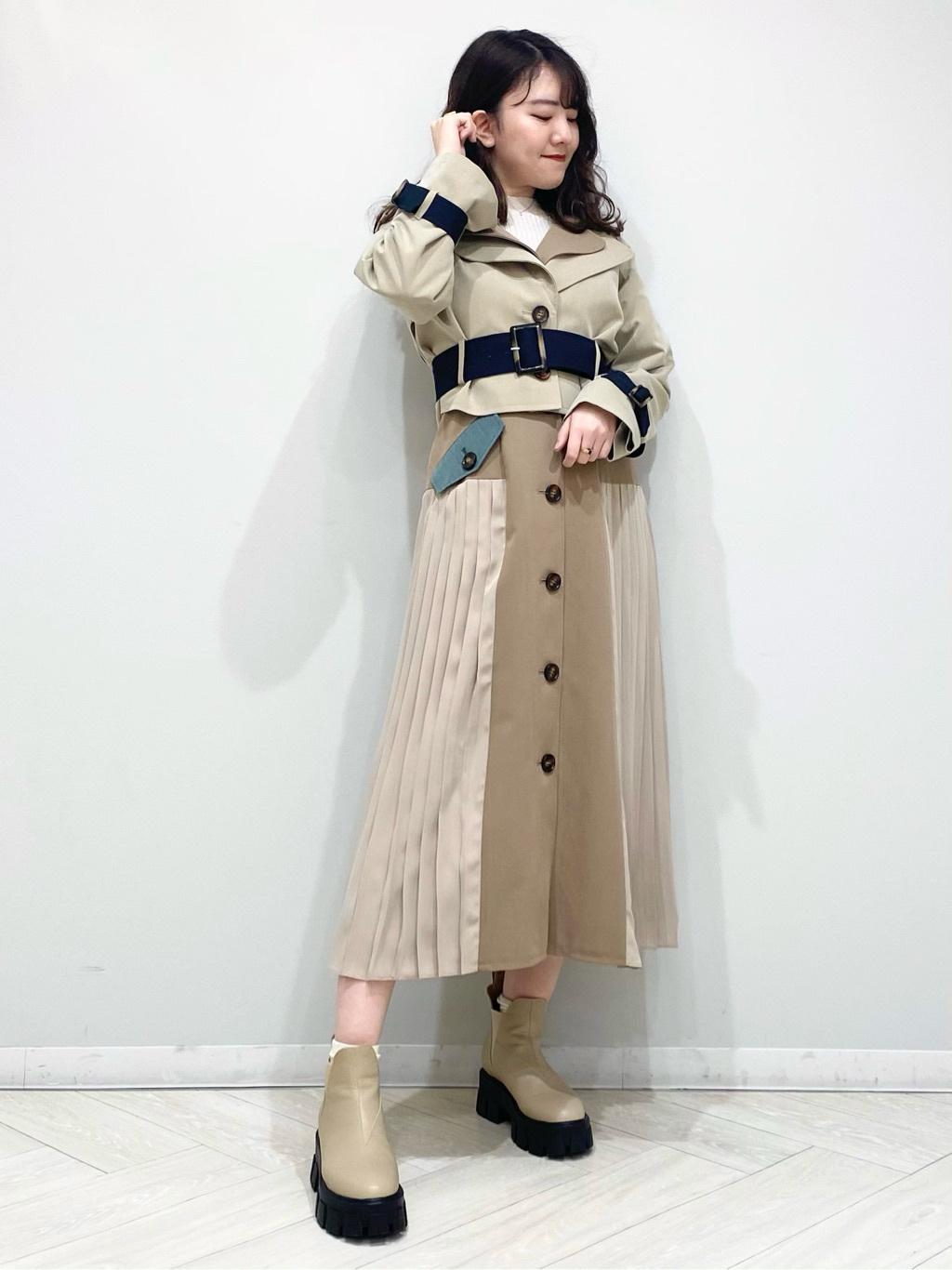 中村(160cm)