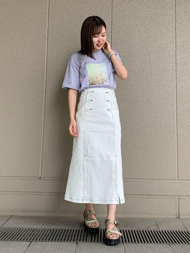 澤桃佳(162cm)