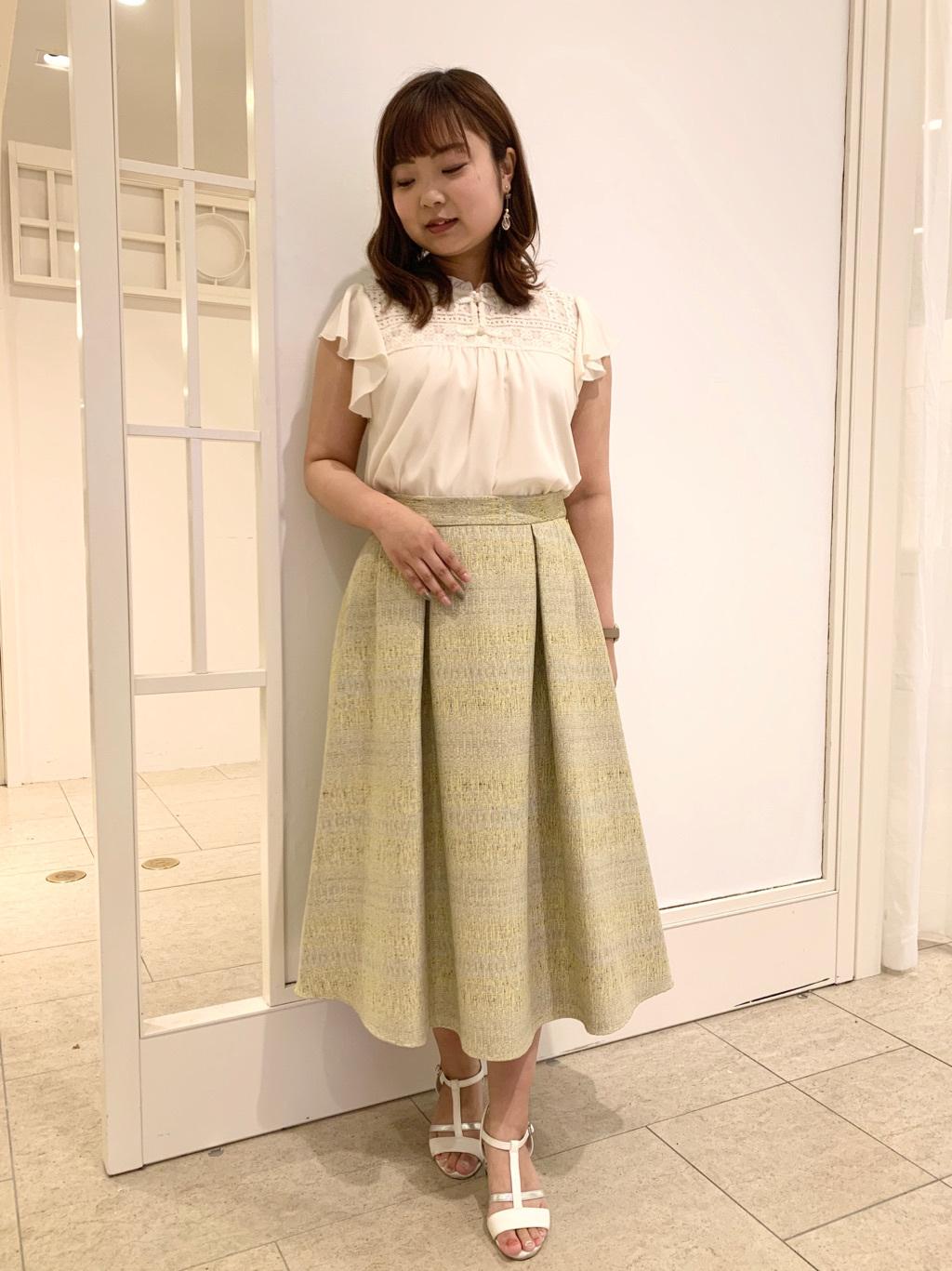 藤田瑞樹(151cm)
