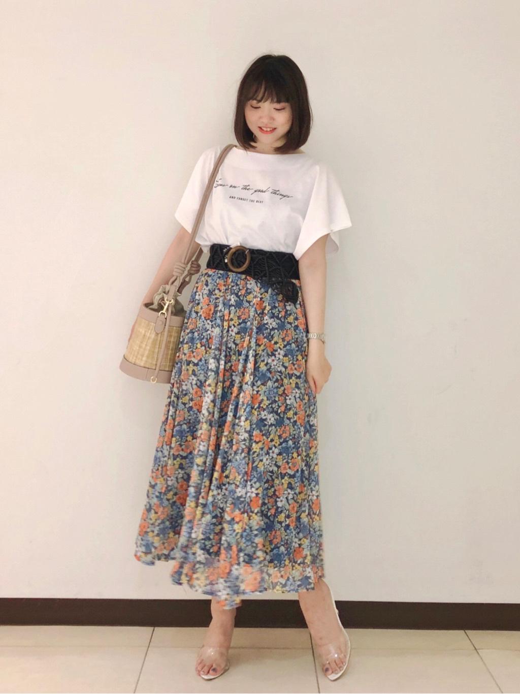 小沼咲奈(162cm)