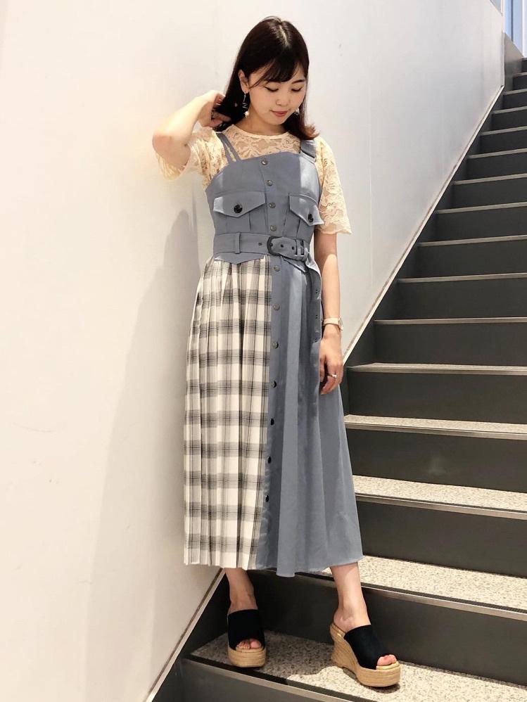 吉浦美楠(158cm)