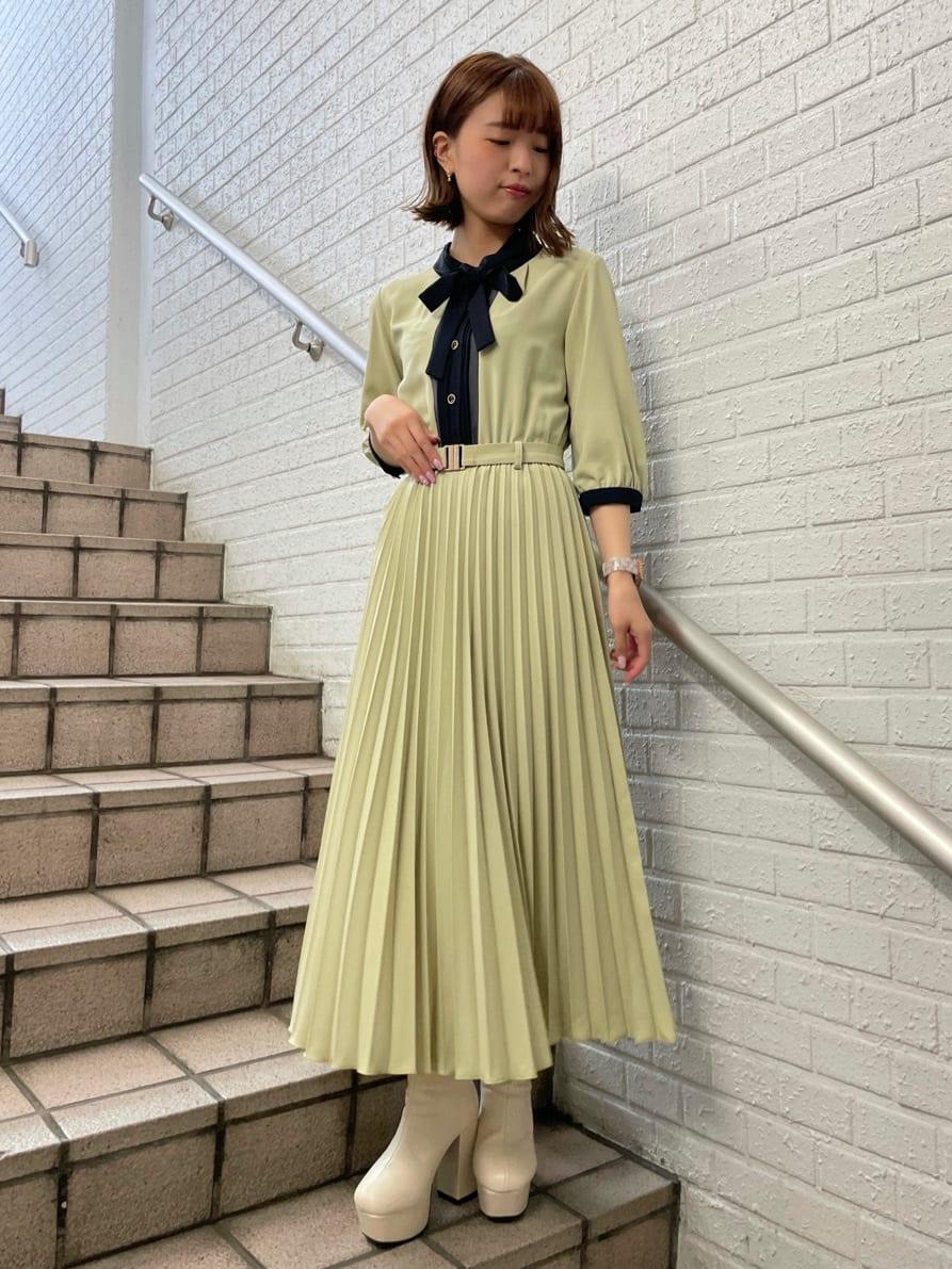 五味優希 (154cm)