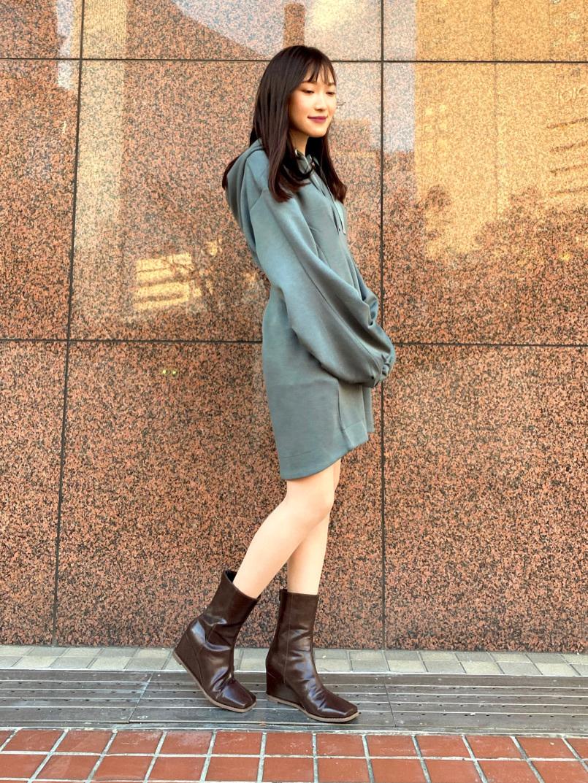 濱地歩実(158cm)