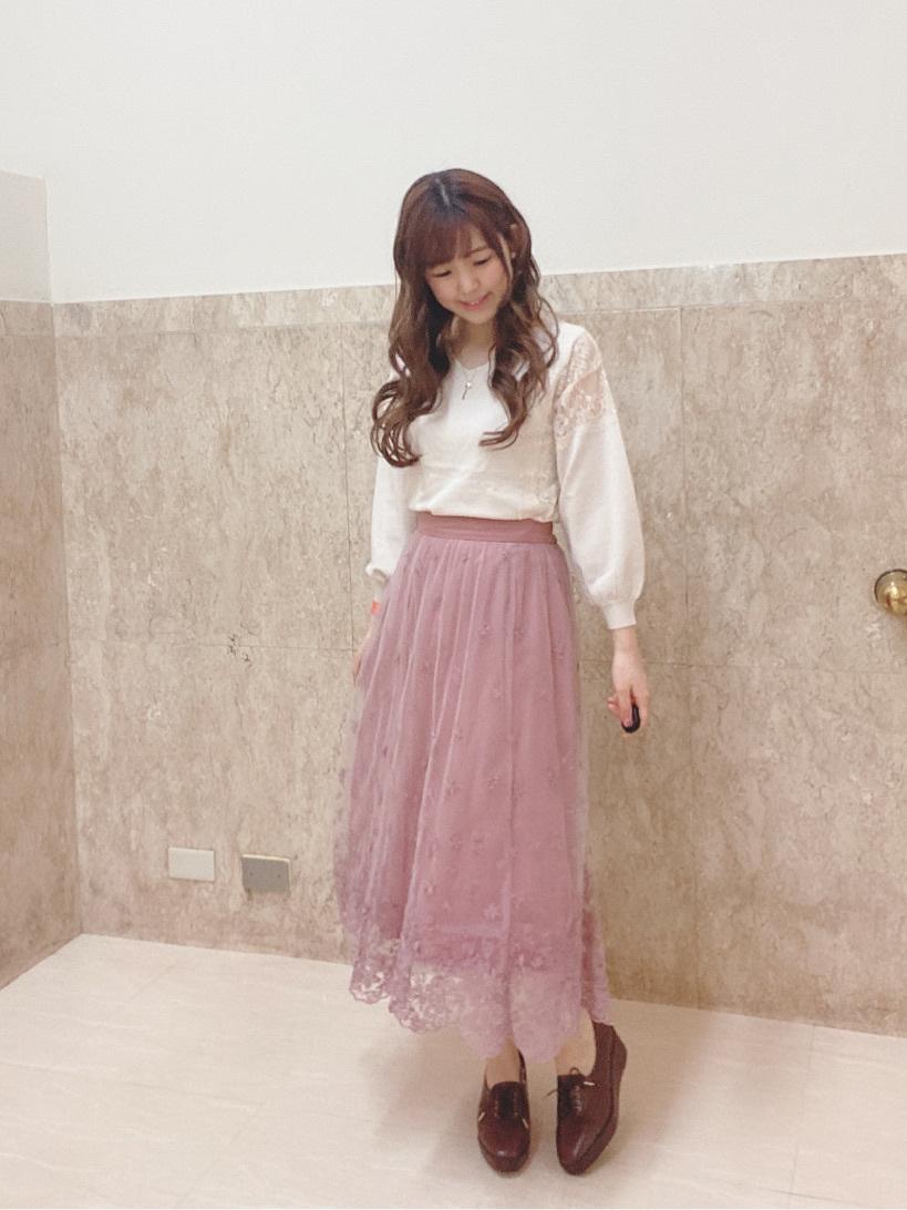 sayaka♡(157cm)イエベ スプリング