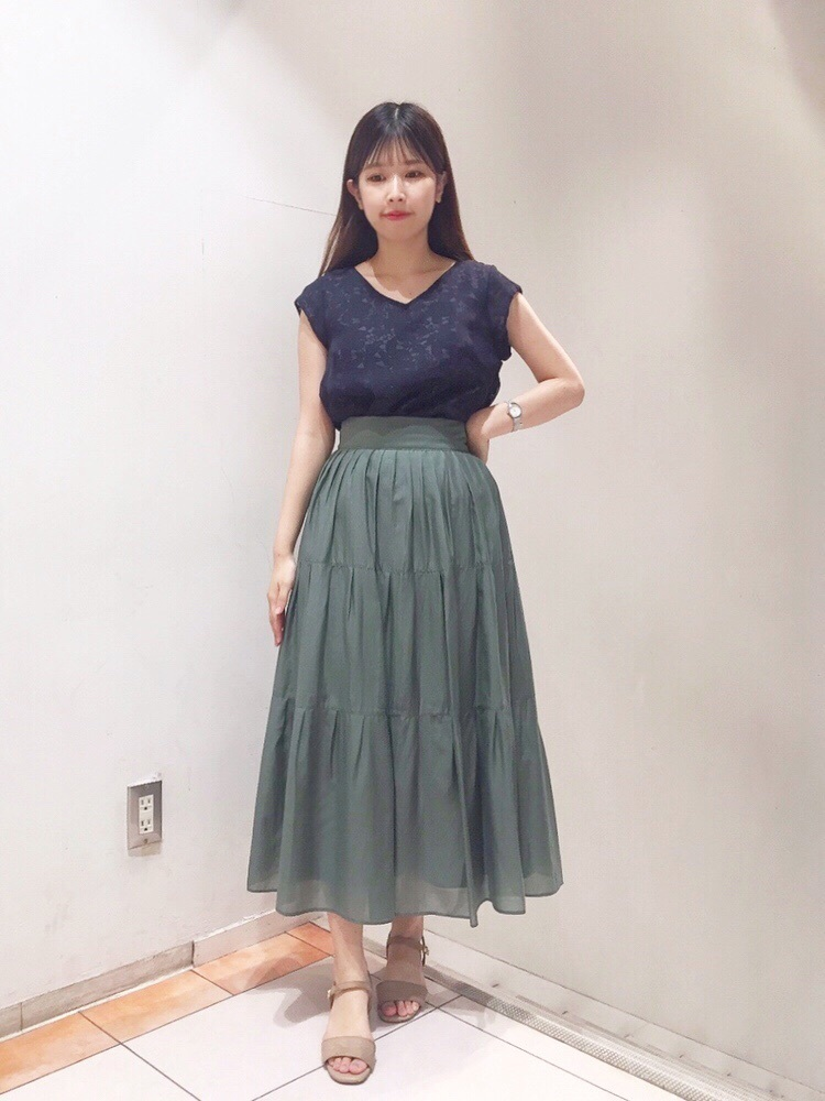 斉田 / 160cm