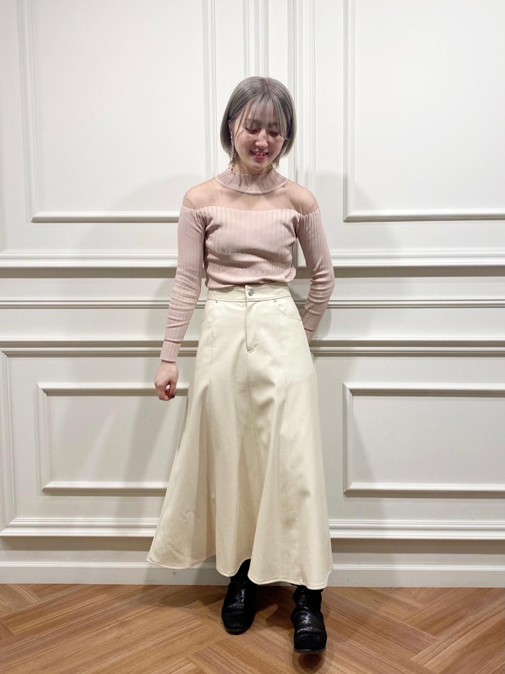 井上 朋花(163㎝)