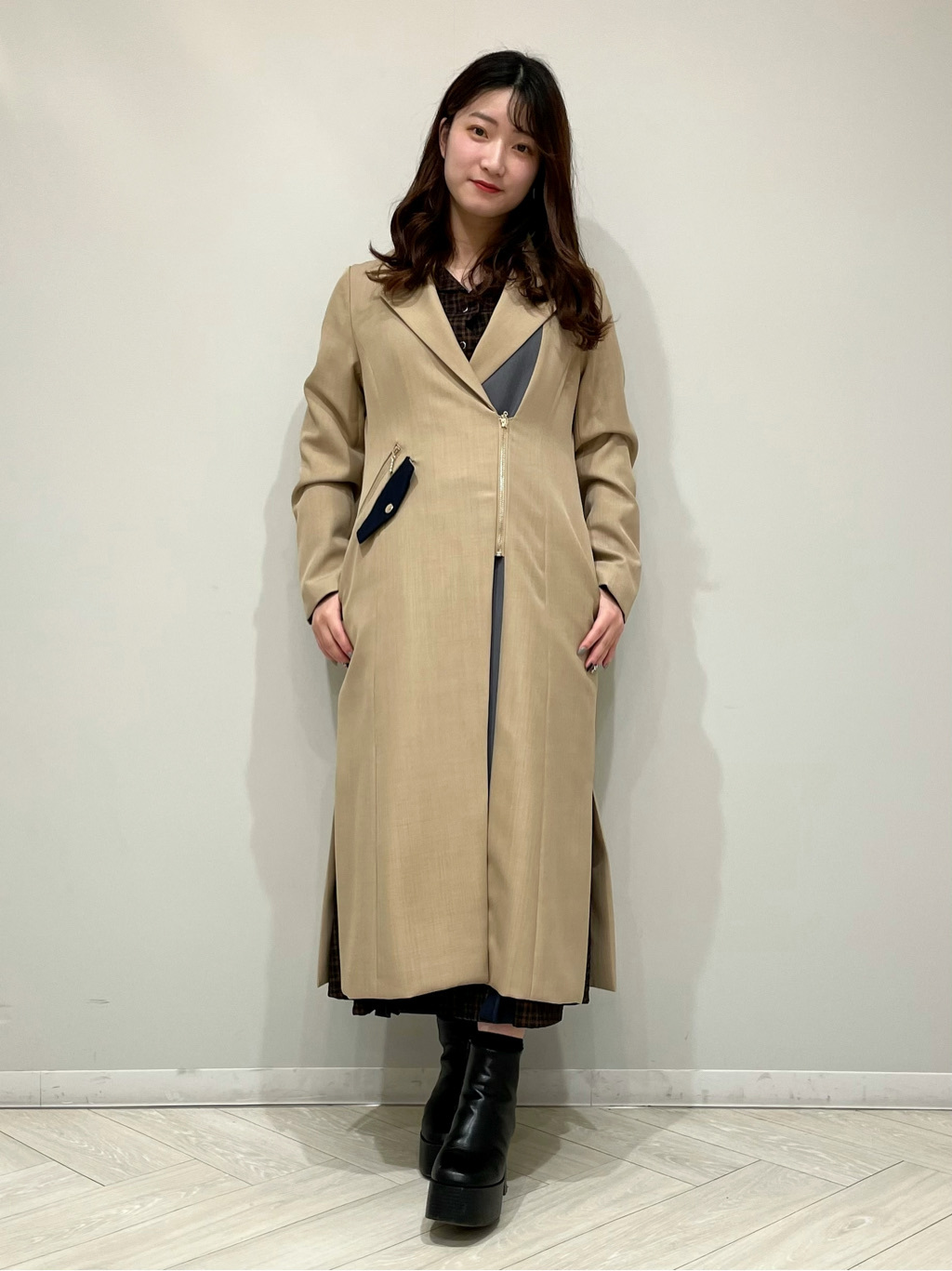 小林 奈々美(158cm)