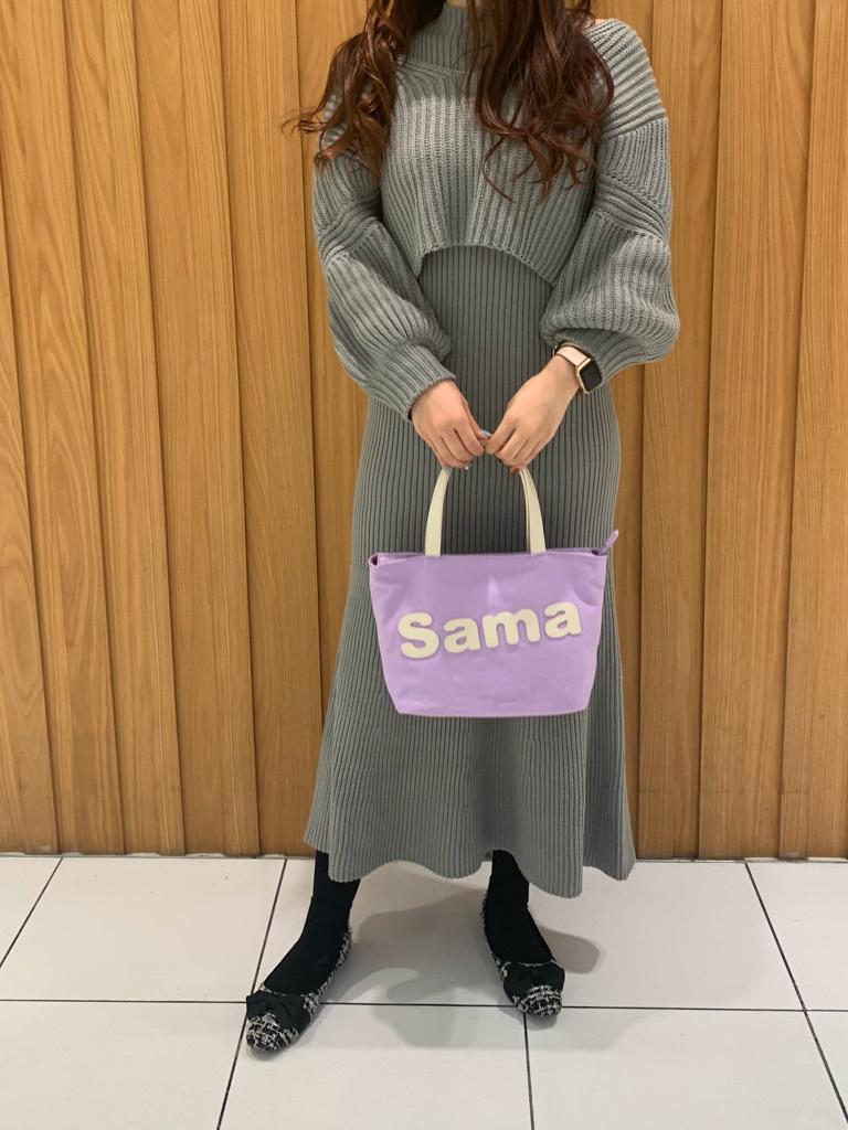 サマンサタバサ 名古屋パルコ店 mei☺︎