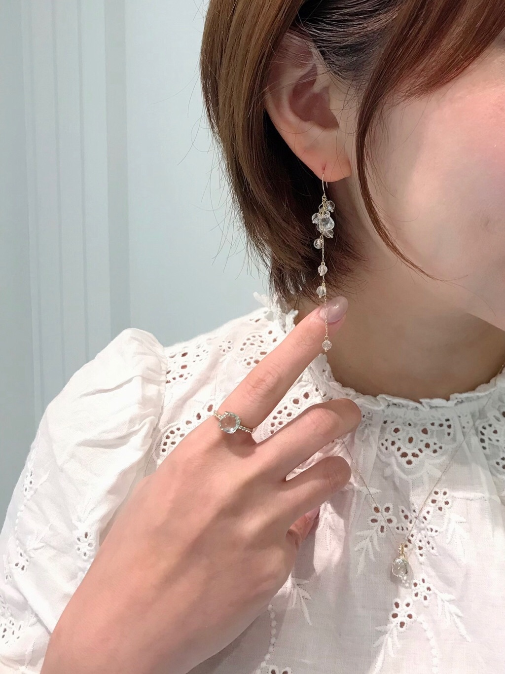 サマンサティアラ 大丸東京店 Yumi