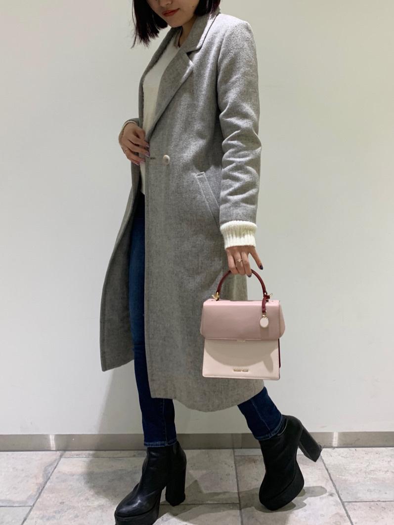 サマンサタバサ渋谷PARCO shino