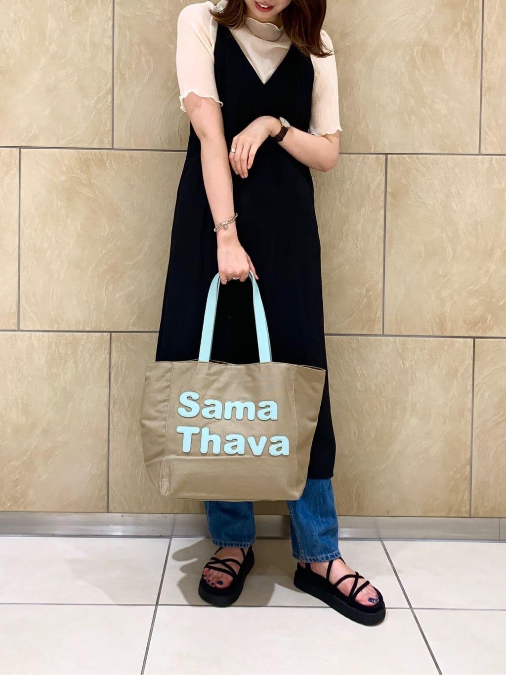 サマンサタバサデラックス サマンサタバサプチチョイス 新宿マルイ本館店 mizuki