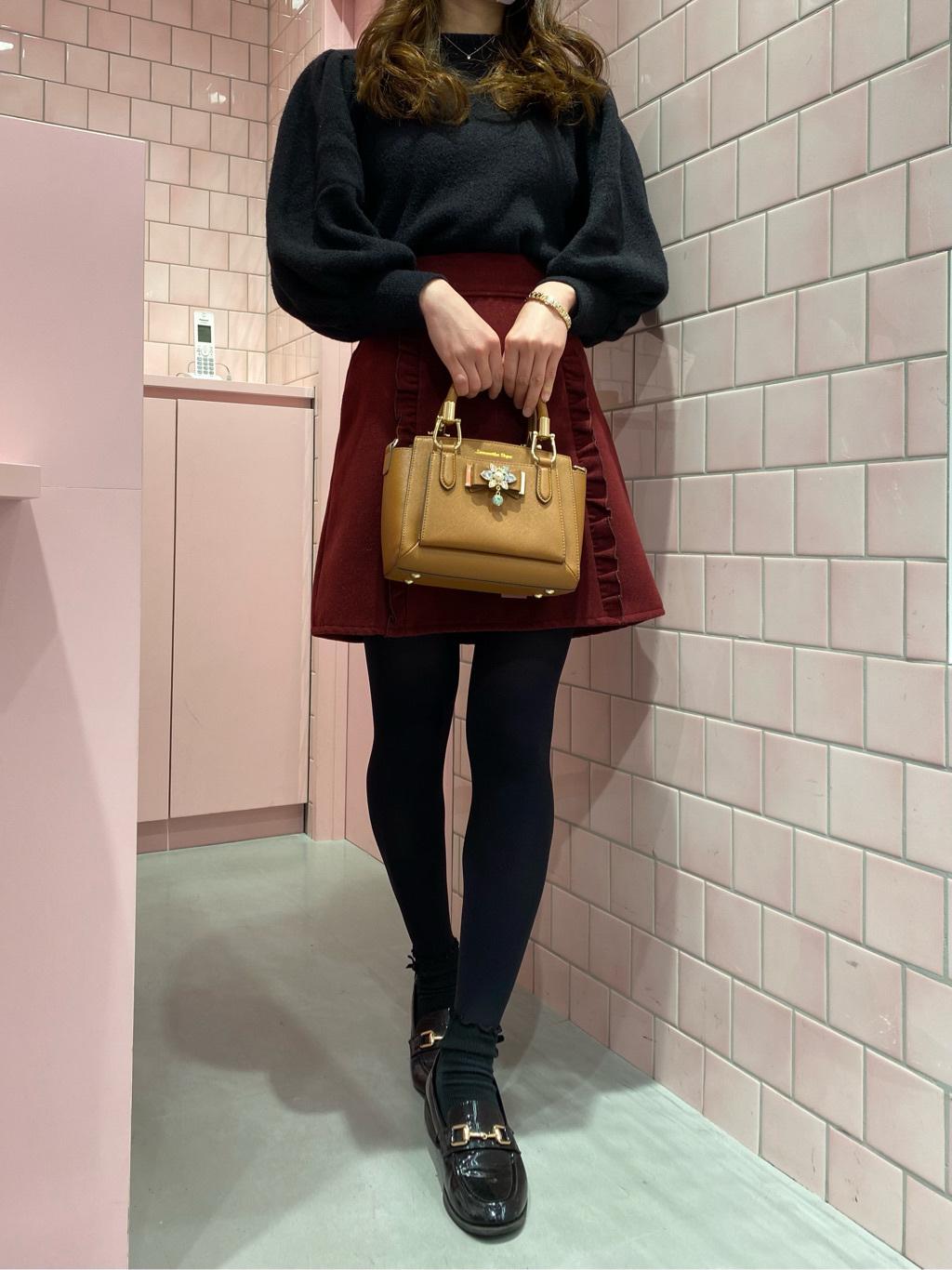 SAMANTHAVEGA Tokyo 新宿ミロード店 Rena♡