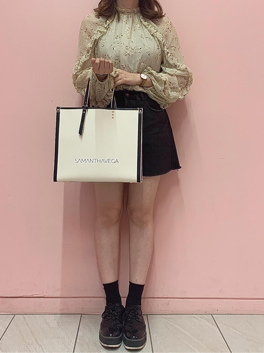 SAMANTHAVEGA SHIBUYA109店 haruka