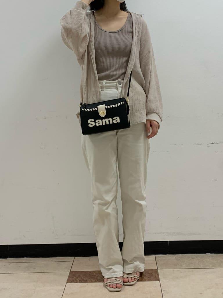サマンサタバサ そごう横浜店 mami