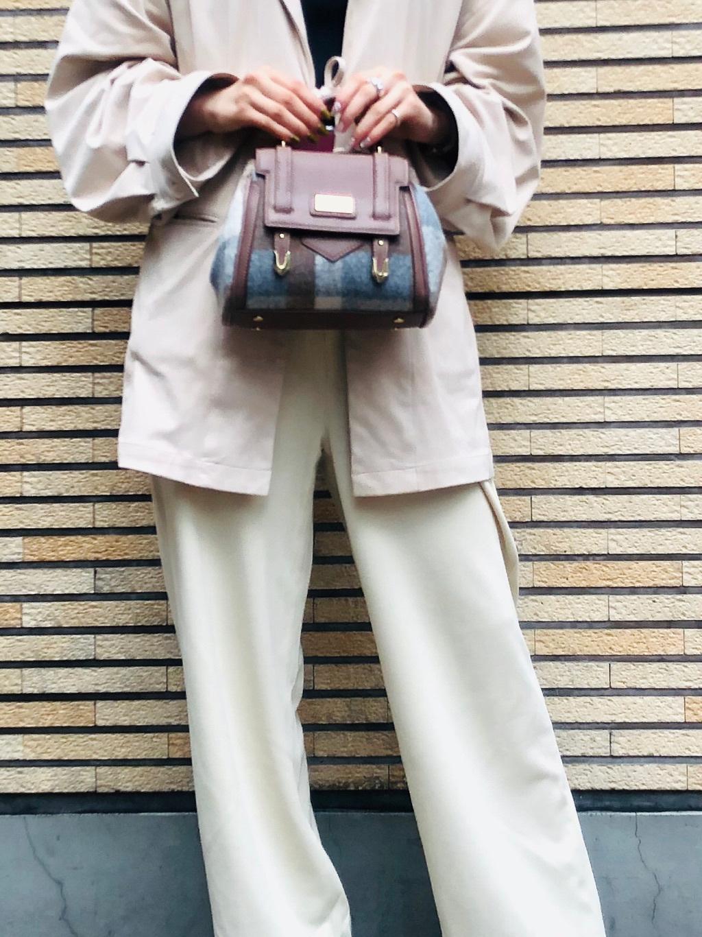 SAMANTHAVEGA Celebrity 梅田エスト店 横田彩花