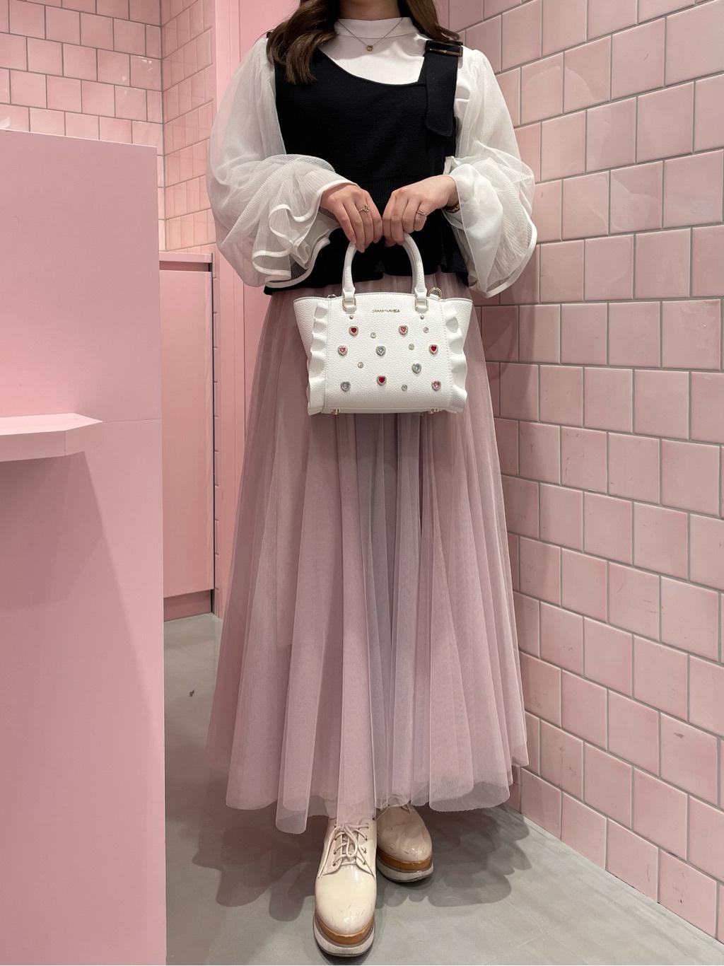 SAMANTHAVEGA Tokyo 新宿ミロード店 ami