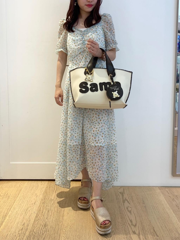サマンサタバサ 表参道GATES ポップアップ デジタルストア ami♡