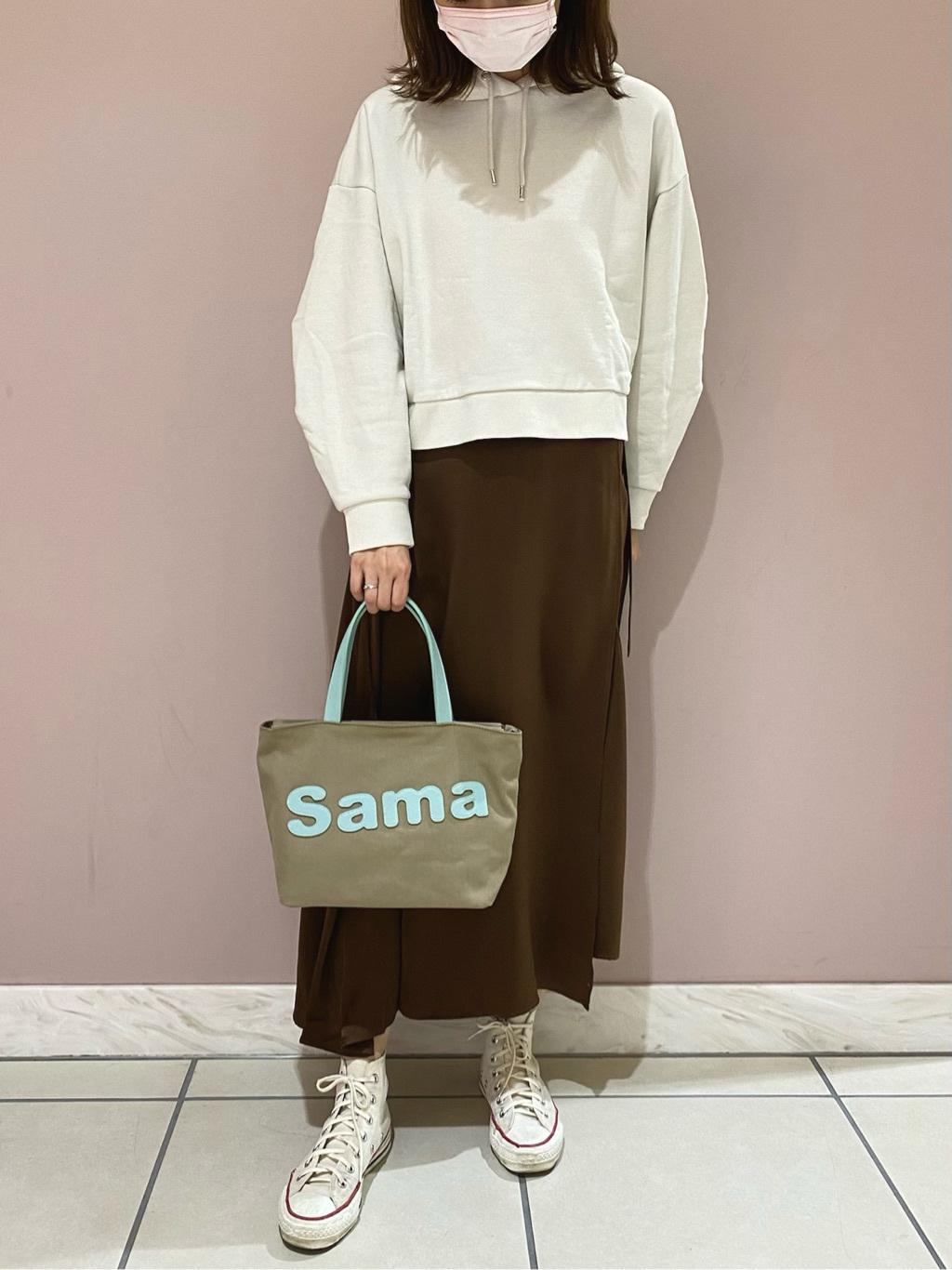 サマンサタバサ 北千住マルイ店 Yamamoto Ayana