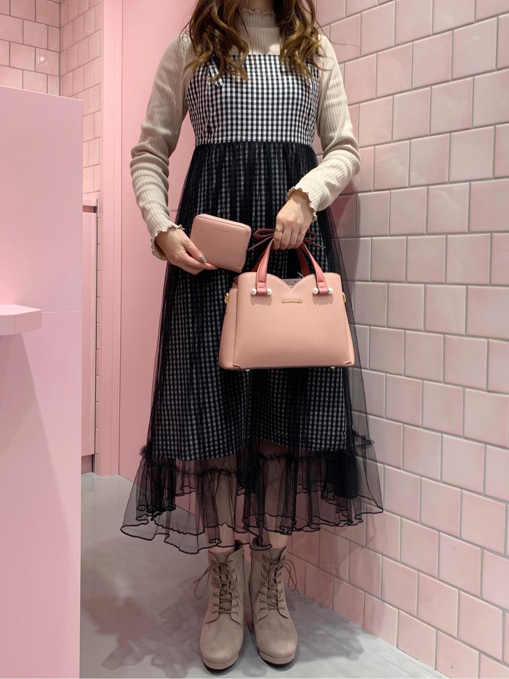 SAMANTHAVEGA Tokyo 新宿ミロード店 Mizuki