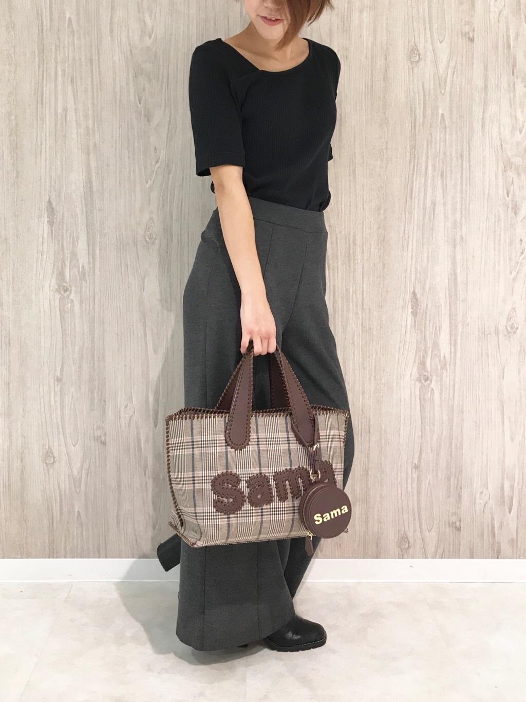 サマンサタバサ 上野マルイ店 saho