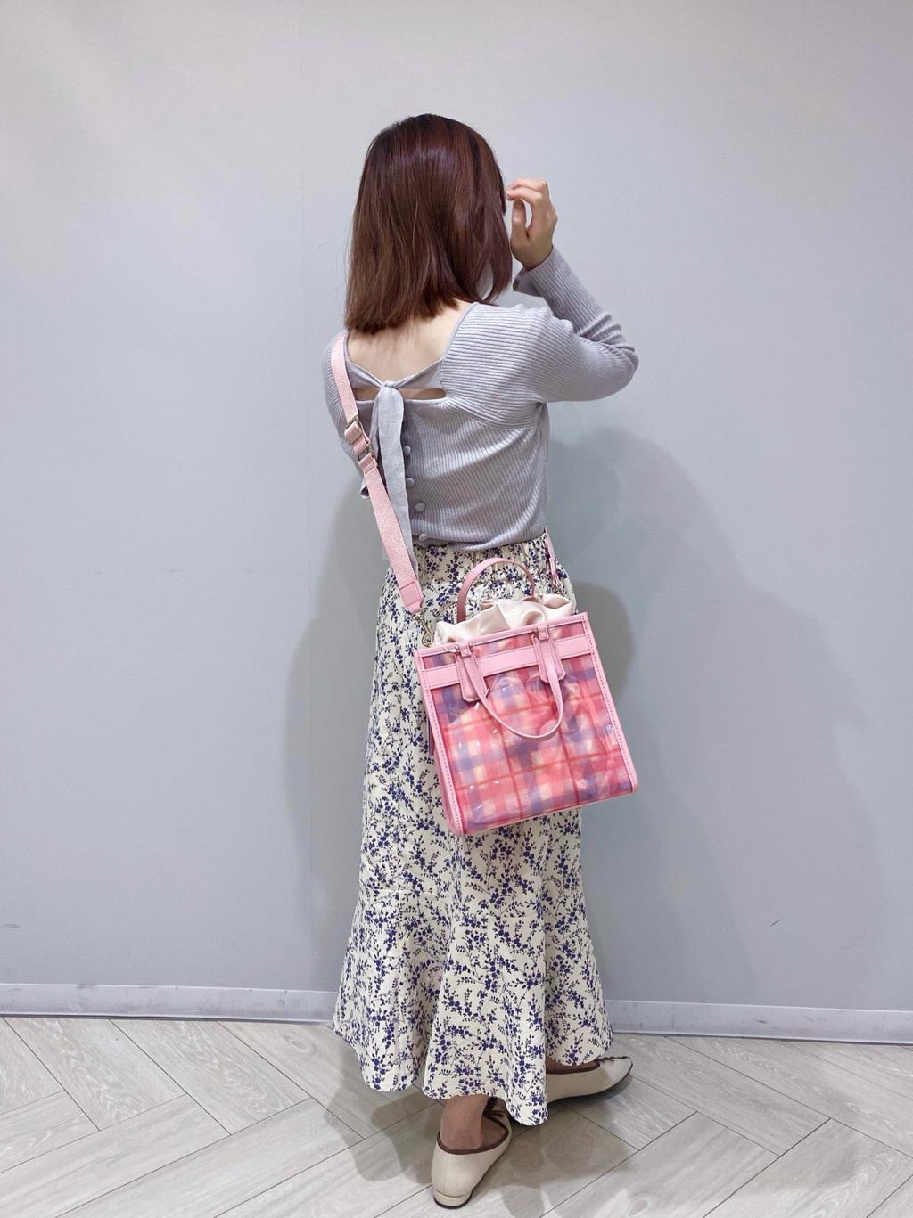 SAMANTHAVEGA ルミネ立川店 陳澤珊