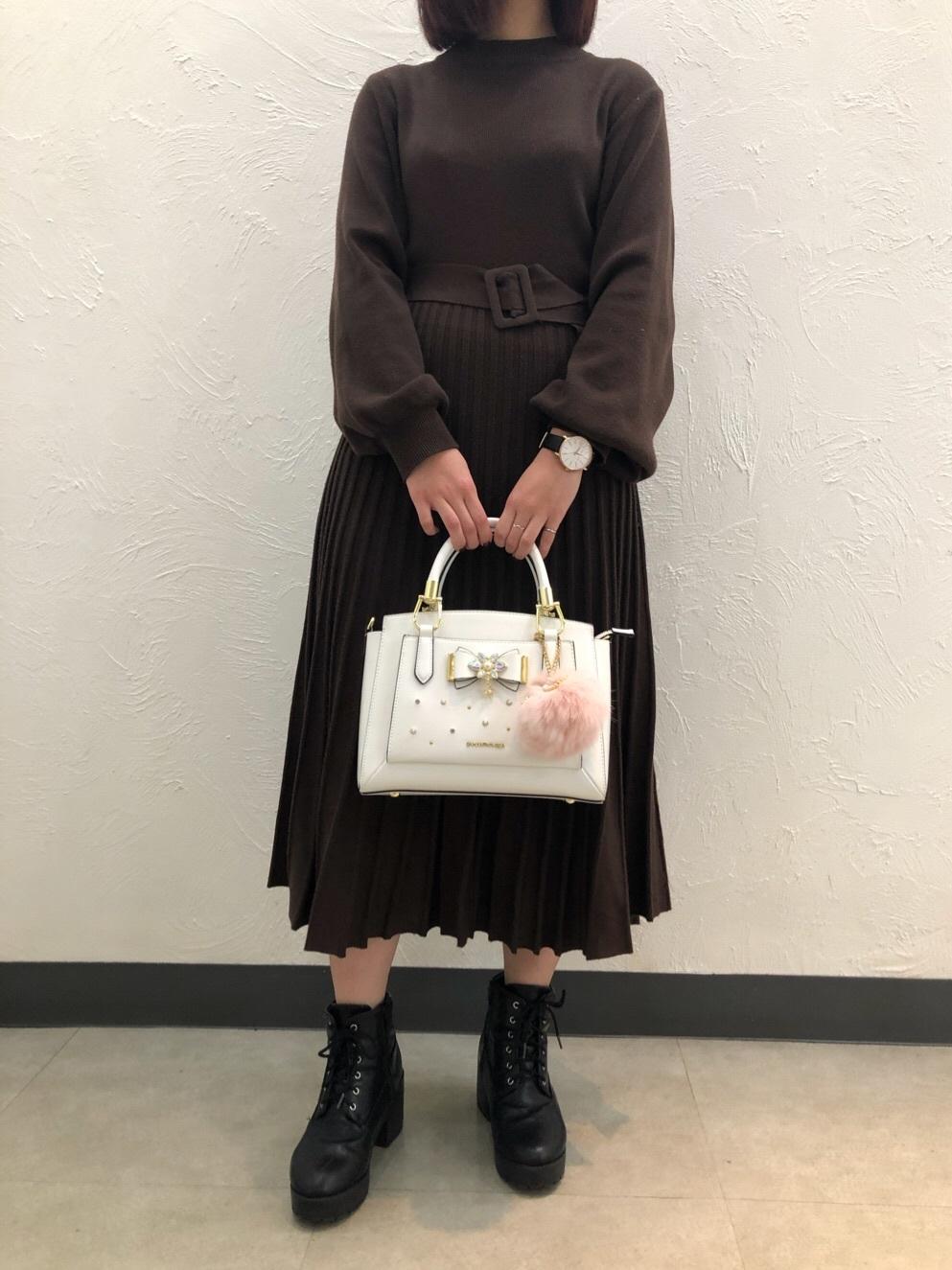 SAMANTHAVEGA & Samantha Thavasa Petit Choice 渋谷マルイ店 Yuka