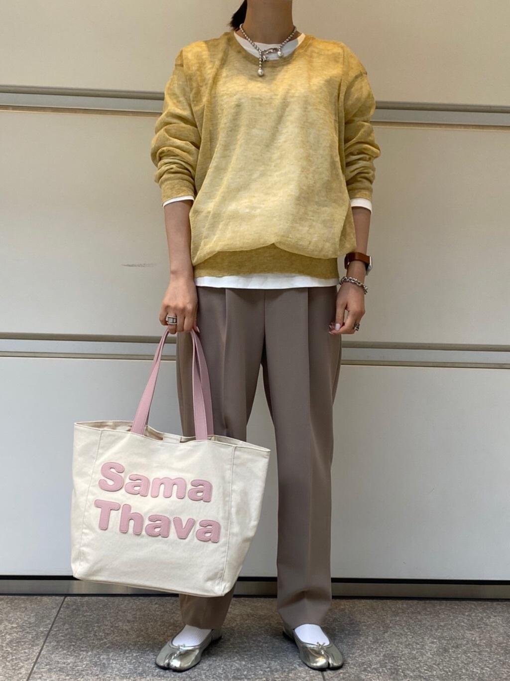 サマンサタバサ 大丸梅田店 yuki