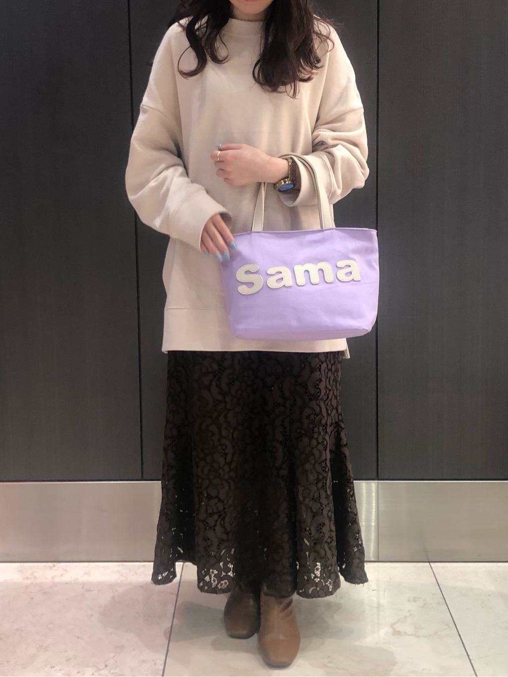 サマンサタバサデラックス サマンサタバサプチチョイス 新宿高島屋店 美織