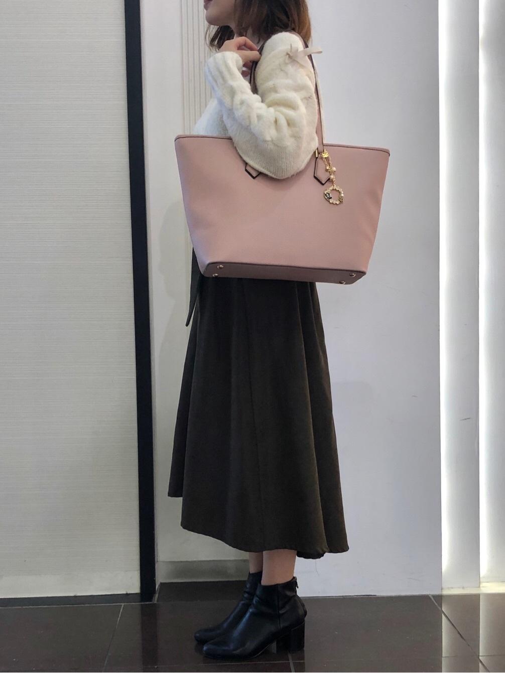 SAMANTHAVEGA & chouette gallery mozoワンダーシティ店 小嶋蒼生