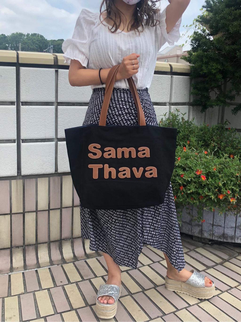 サマンサタバサ 上野マルイ店 福吉梨乃
