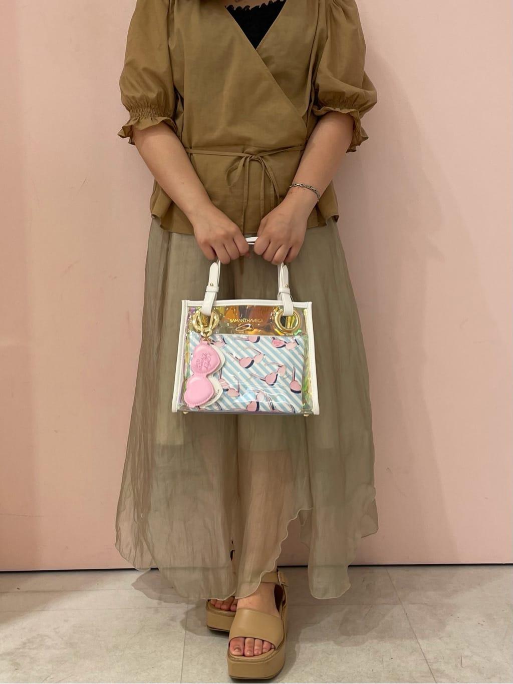 SAMANTHAVEGA & Samantha Thavasa Petit Choice ラゾーナ川崎プラザ店 Miho