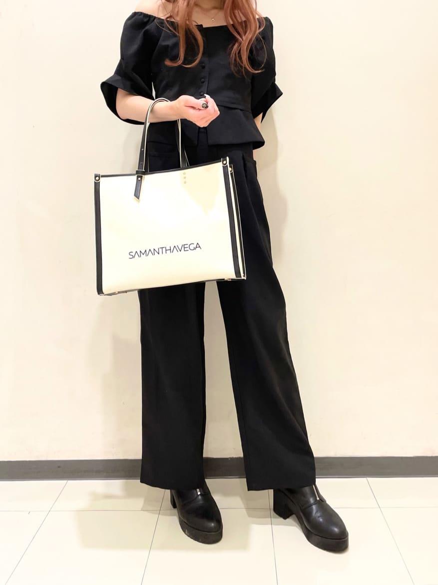 SAMANTHAVEGA LUMINE大宮店 chisato