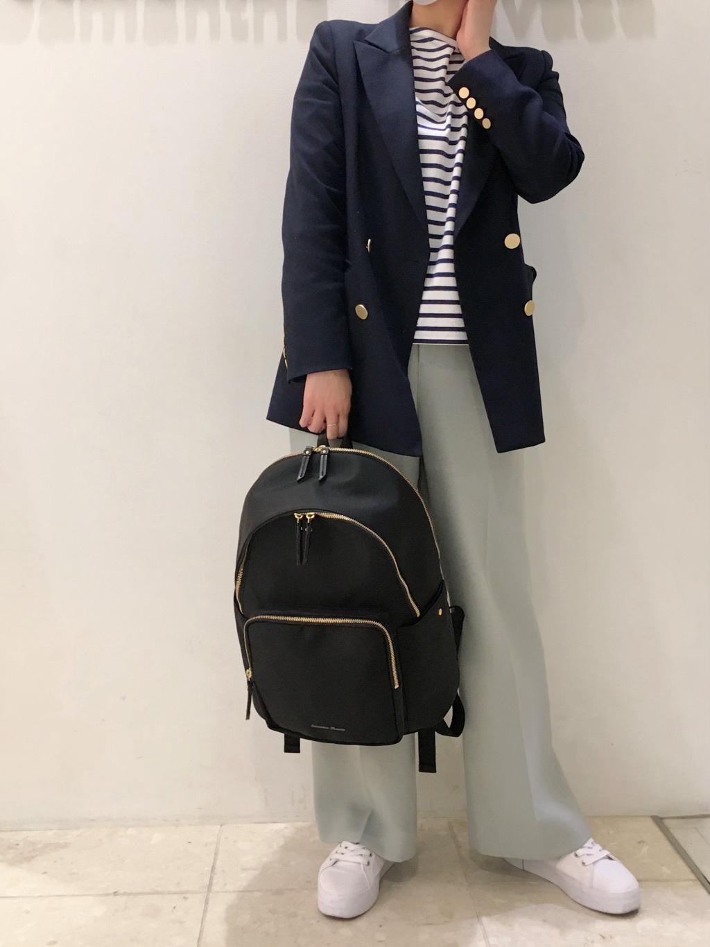 サマンサタバサ 仙台エスパルⅡ店 由姫