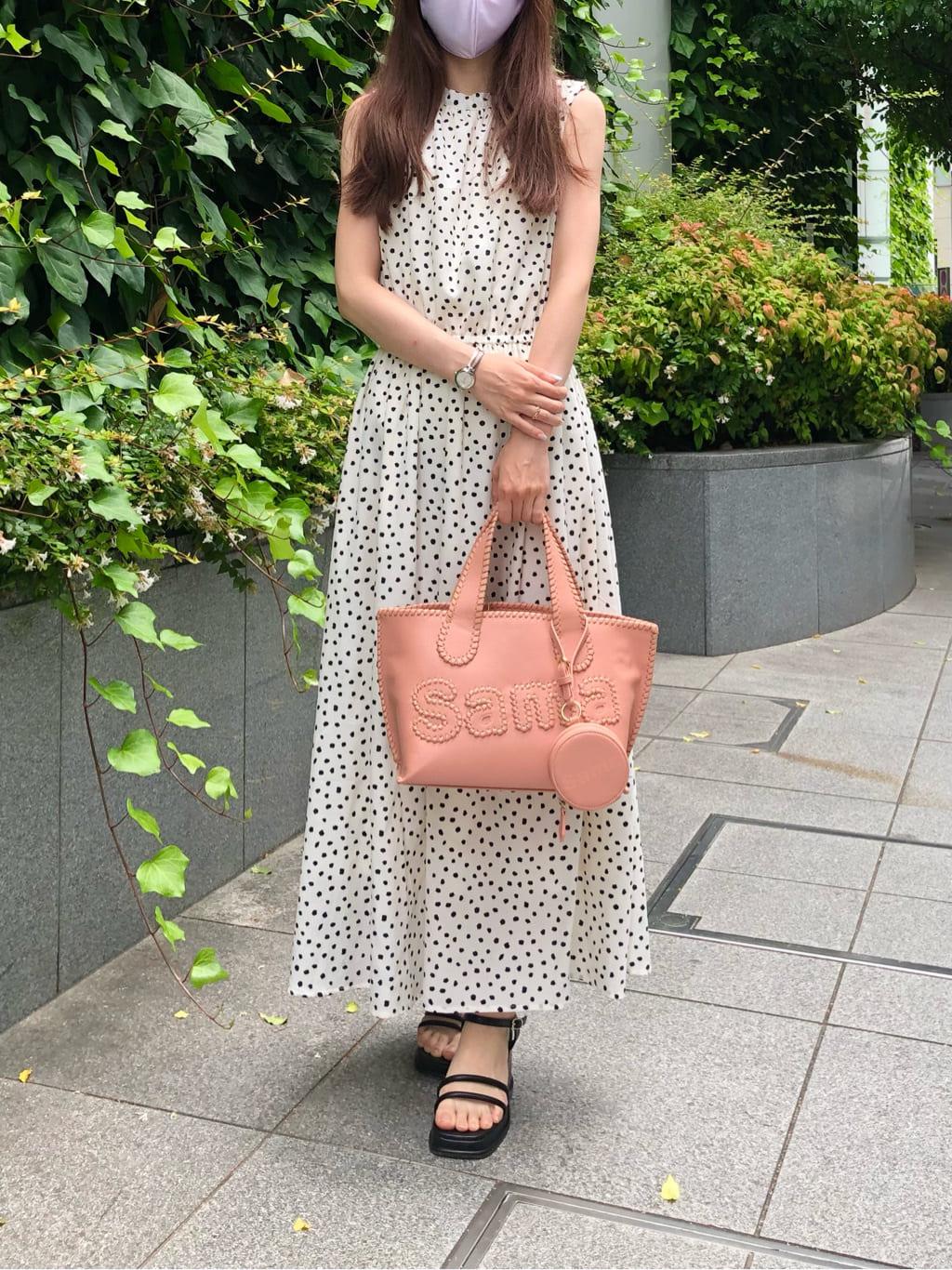 サマンサタバサ 有楽町マルイ店 Yuna Watanabe