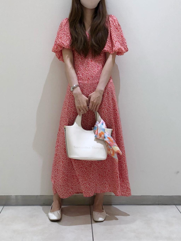 サマンサタバサデラックス サマンサタバサプチチョイス 新宿マルイ本館店 Yuna Watanabe