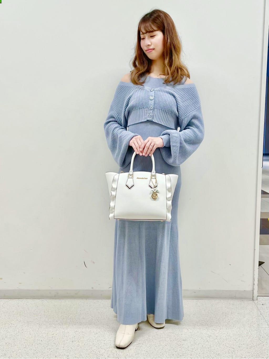 SAMANTHAVEGA & chouette gallery mozoワンダーシティ店 RINA♡
