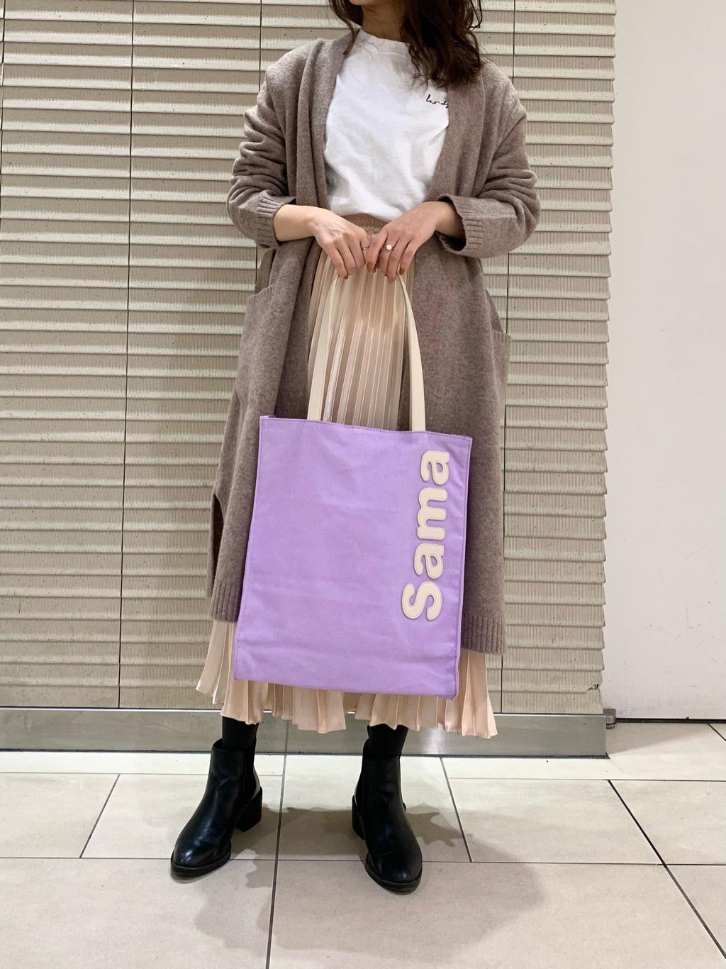 サマンサタバサ 金沢百番街Rinto店 K O M U G I