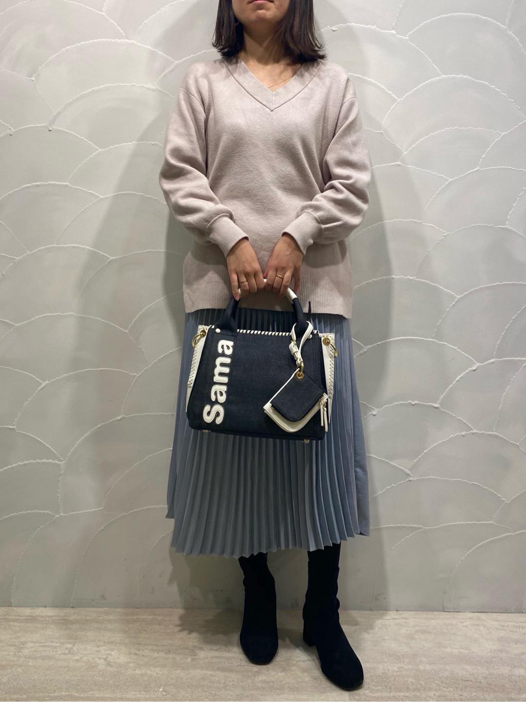 サマンサタバサ ルミネ横浜店 齋藤 愛美
