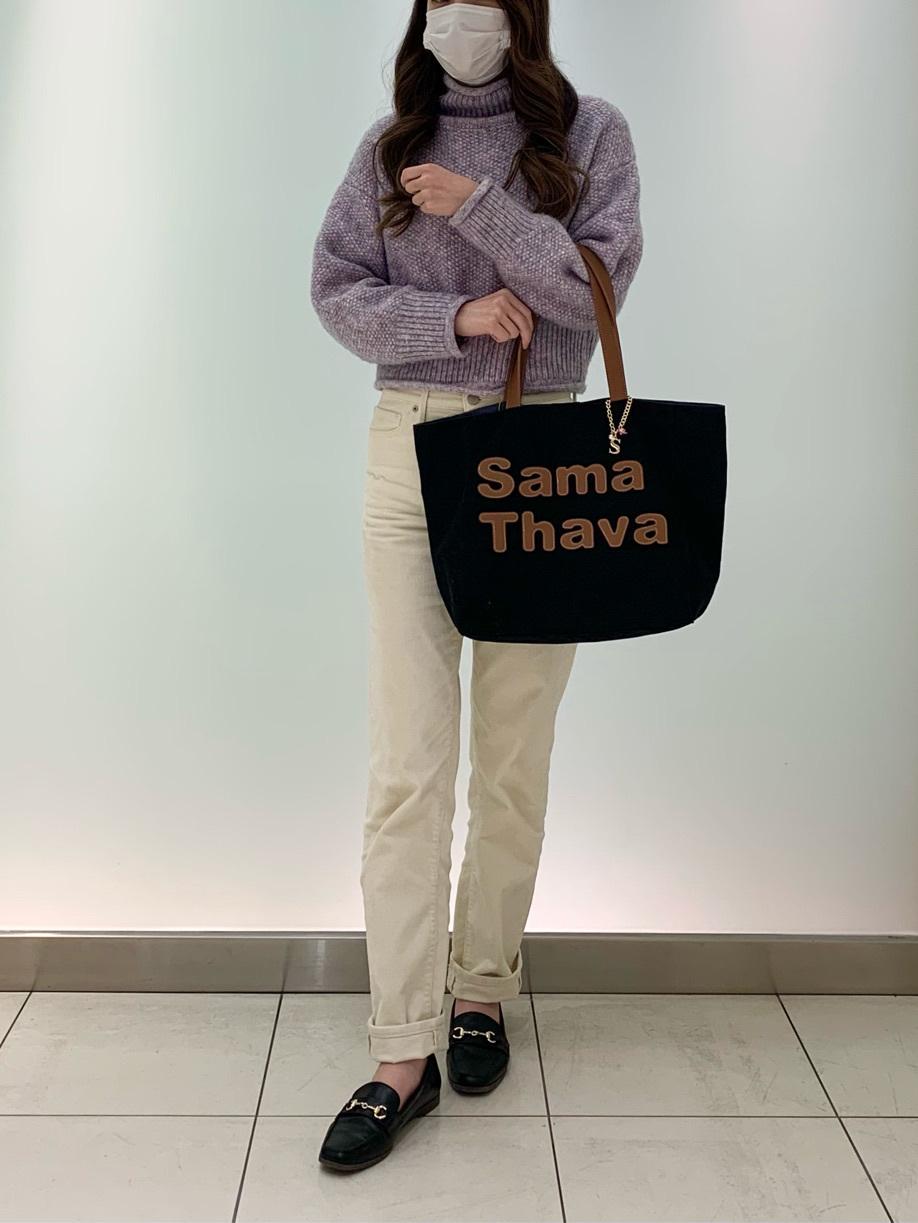 サマンサタバサ 札幌パルコ店 Yuka Sagawa