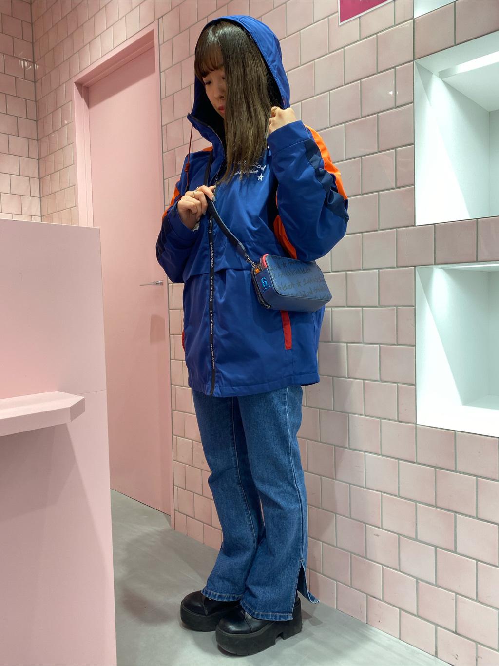 SAMANTHAVEGA Tokyo 新宿ミロード店 aiko