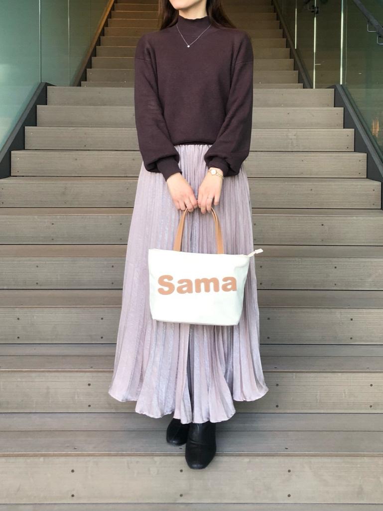 サマンサタバサ渋谷PARCO てき