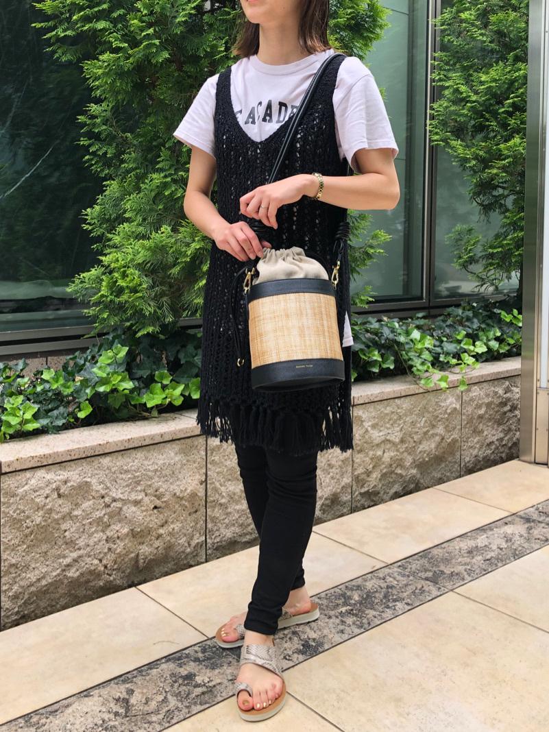 サマンサタバサ 表参道GATES ポップアップ デジタルストア Y U K I