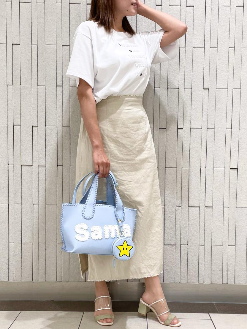 サマンサタバサ 金沢百番街Rinto店 AYAKA