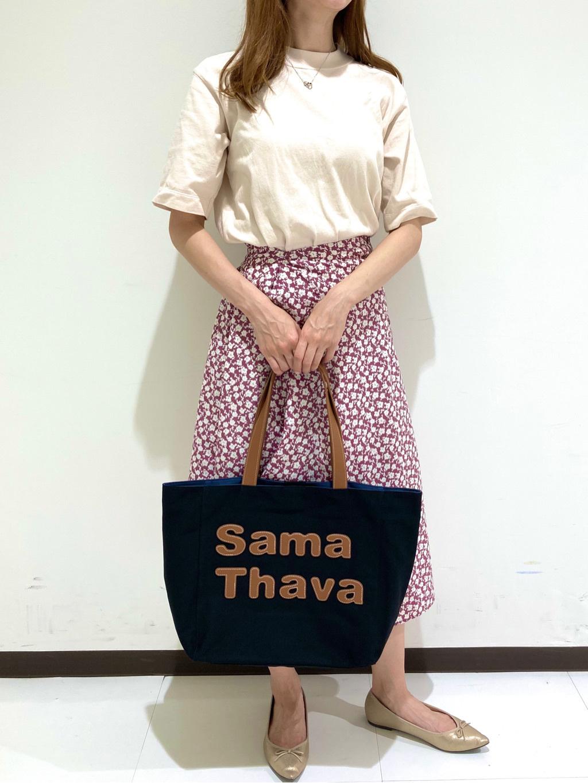サマンサタバサ ルミネ大宮店 原田真希